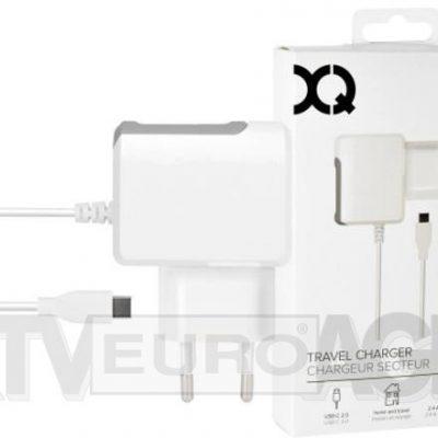 Xqisit USB C 30W PD biała | (33090)