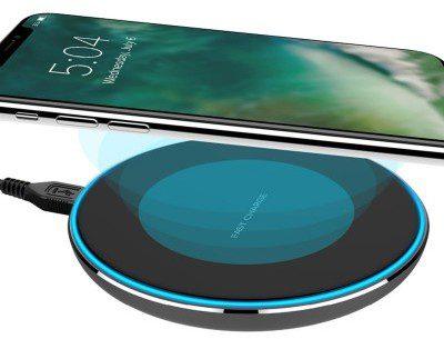 Xqisit Wireless Fast Charger czarny 31578