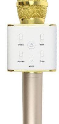 XREC Karaoke Bluetooth Złoty