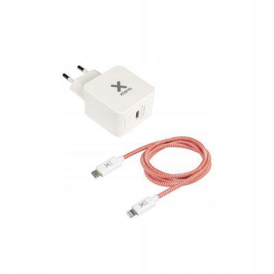 Xtorm Ac Adapter Usb-c Pd 18W +Lightning|iPhone