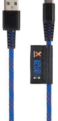 XTORM Kabel USB-C Solid Blue