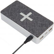 Xtorm XW301 Power Bank Wireless 16000 QI Motion Szary