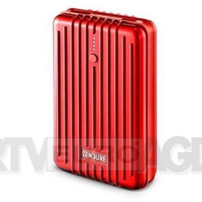 Zendure A3 Portable Charger 10000 mAh Czerwony