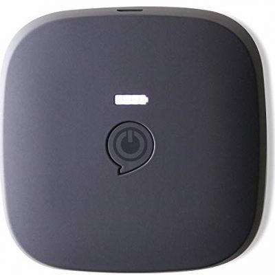 Zens Portable Power Pack 5200mAh Czarny ZEPP02B/00