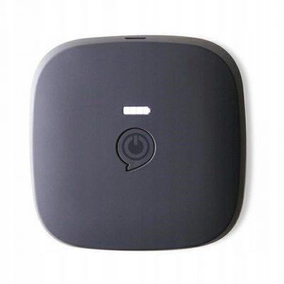 Zens Powerbank 3000mAh 1xUSB 2A czarny