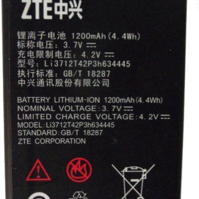 ZTE Nowa Oryginalna Bateria Amazing A4C V815W Fv