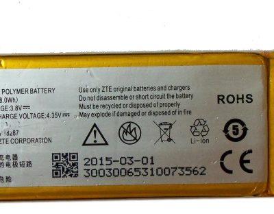 ZTE Org Nowa Bateria Li3821T43P6h903546-H Hi 4G