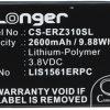Cameron Sino Ericsson Xperia Z3 Compact / LIS1561ERPC 2600mAh 9.88Wh Li-Polymer 3.8V (CS-ERZ310SL)