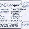 Cameron Sino HTC Desire 526 / BOPL4100 2000mAh 7.60Wh Li-Ion 3.8V () CS-HTD526XL