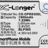 Cameron Sino Oppo Neo 4G BLP565 1900mAh 7.22Wh Li-Ion 3.8V CS-OPR830SL