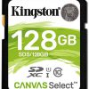 Kingston SDXC Canvas Select 128GB SDXC (SDS/128GB)