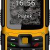 myPhone Hammer 2 Żółto-czarny